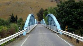 Millers плоское центральное Otago Стоковые Фото