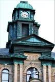 Millersburg俄亥俄在门诺派中的严紧派的国家 库存照片
