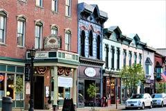 Millersburg Ohio no país de Amish foto de stock royalty free