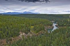 Milles de canyon Photo stock