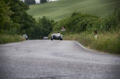 Milles 2015 de la voiture mille de vintage de course Image stock