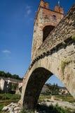 Millesimo Gaietta bridge Royalty Free Stock Photography