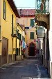Millesimo, Savona, Italie Photo libre de droits