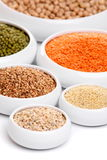 Millet, barley and other Stock Images