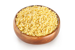 Millet couscous Royalty Free Stock Image