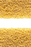 Grains from millet Stock Images
