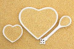 Millet Grain Food Royalty Free Stock Image