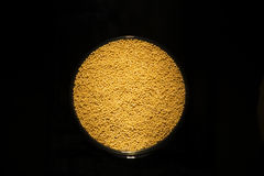 Millet grain Royalty Free Stock Photography