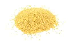 Millet grains Royalty Free Stock Photography