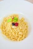 Millet porridge Royalty Free Stock Photography
