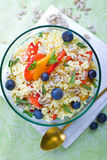 Millet porridge Royalty Free Stock Photo