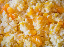 Millet porridge Stock Photos