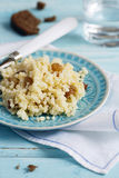 Millet porridge Stock Photography