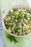 Millet tabouleh Stock Image