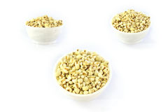 Millet In White Cup Stock Photo