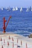 Millevele Sail Regatta 2010 Stock Images