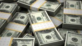 Milliard de dollars illustration de vecteur
