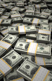 Milliarde Dollar Lizenzfreie Stockfotos