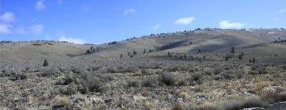 millican panoramadal arkivbilder