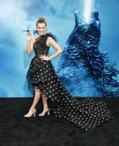 Millie Bobby Brown. At the Los Angeles premiere of `Godzilla: King Of The Monsters` held at the TCL Chinese Theatre in Hollywood, USA on May 18, 2019 stock images