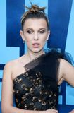 Millie Bobby Brown. At the Los Angeles premiere of `Godzilla: King Of The Monsters` held at the TCL Chinese Theatre in Hollywood, USA on May 18, 2019 royalty free stock photography