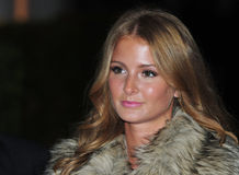 Millie Mackintosh. Arriving for the Women of Inspiration Awards at the Marroitt in Grosvenor Square, London. 18/01/2012  Picture by: Simon Burchell / Stock Photos