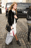 Millie Mackintosh. At Japser Conrad, on day two of London Fashion Week, 18/02/2012 Picture by: Simon Burchell / Featureflash Royalty Free Stock Photos