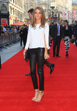 Millie Mackintosh. Arriving for the 'iLL Manors' world premiere held at the Empire cinema, London, England. 30/05/2012 Picture by: Henry Harris / Featureflash Royalty Free Stock Image