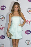 Millie Mackintosh. Arriving for the 2012 WTA Pre-Wimbledon Party at the Roof Gardens in Kensington, London. 21/06/2012 Picture by: Simon Burchell / Featureflash Royalty Free Stock Photography