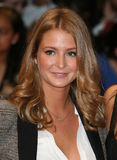 Millie Mackintosh. Arriving for the European Premiere of 'One Day' at Westfield, west London. 23/08/2011  Picture by: Alexandra Glen / Featureflash Stock Photos