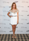 Millie Mackintosh. Arriving for the Samsung celebrate the launch of the Galaxy Note 10.1 held at One Mayfair London. 15/08/2012 Picture by: Henry Harris / Royalty Free Stock Photography