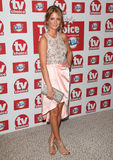 Millie Mackintosh. Arriving for the 2012 TVChoice Awards, at the Dorchester Hotel, London. 10/09/2012. Picture by:  Alexandra Glen / Featureflash Royalty Free Stock Photo
