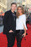 Millie Mackintosh und Professor Green Stockbilder