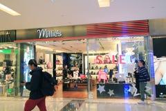 Millies shop in hong kong Stock Photo