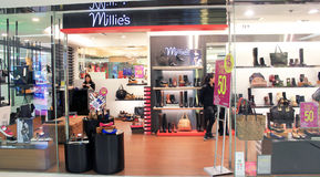 Millies shop in hong kong Stock Photography