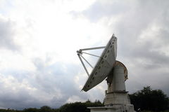 Millimeter array of Nobeyama radio observatory. In Japan stock photo