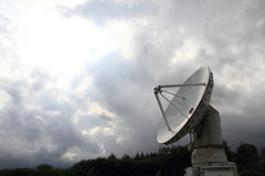 Millimeter array of Nobeyama radio observatory Stock Image