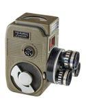 8-Millimeter-Filmkamera Lizenzfreie Stockbilder