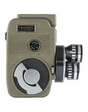 8-Millimeter-Filmkamera Lizenzfreie Stockfotografie