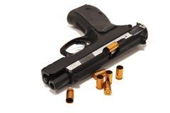 9 Millimeter-Gewehr Stockbild