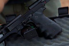 9 Millimeter-Gewehr Lizenzfreie Stockfotos