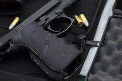 9 Millimeter-Gewehr Lizenzfreies Stockfoto