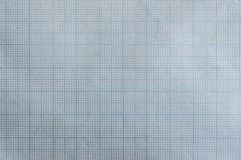 Millimeter grid paper background. Grid paper texture. Blue grid or graph paper background royalty free stock photography