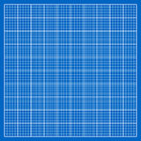 Millimeter paper grid Stock Photography