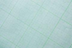 Millimeterpapier Royalty-vrije Stock Foto