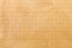 Millimeterpapier. Stock Afbeelding