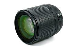 50 millimetrar för kameralins professionell Arkivfoton