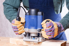 Milling cutter Stock Image
