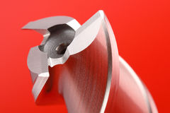 Milling cutter Royalty Free Stock Photo