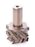 Milling cutter for wood processing Stock Images